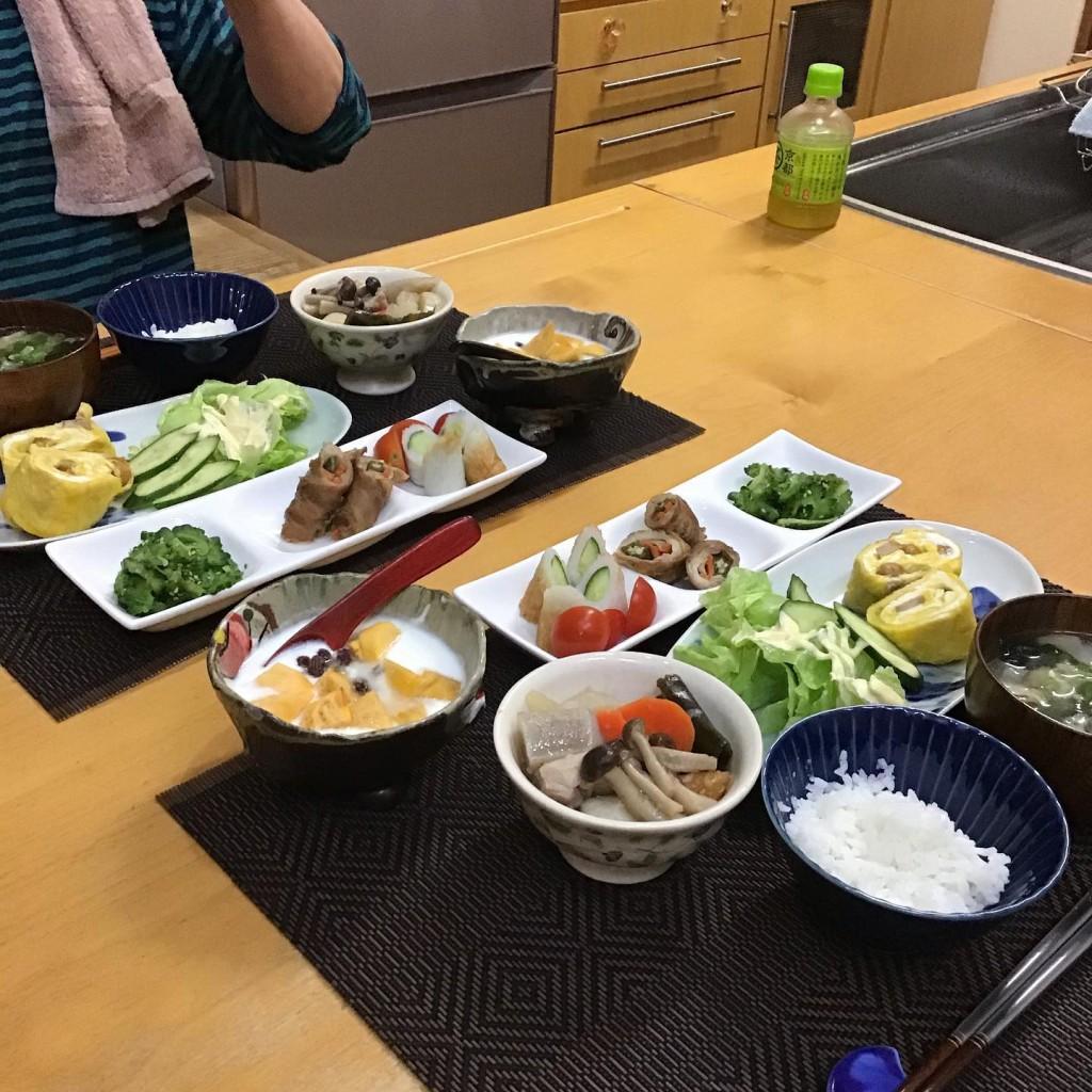 2020.10.24夕食